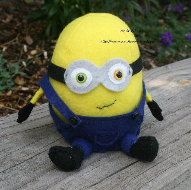 Hello Another busy week During the week Mr M's girlfriend had a birthday A handmade minion and card were requested. Mr M helped with the minion by sewing on the buttons and fixing the eyes - yes t...