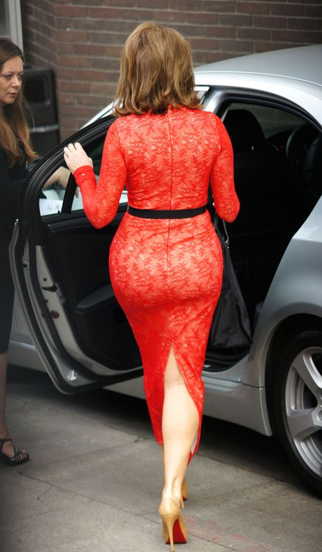 Carol Vorderman, What A Fine Arse!