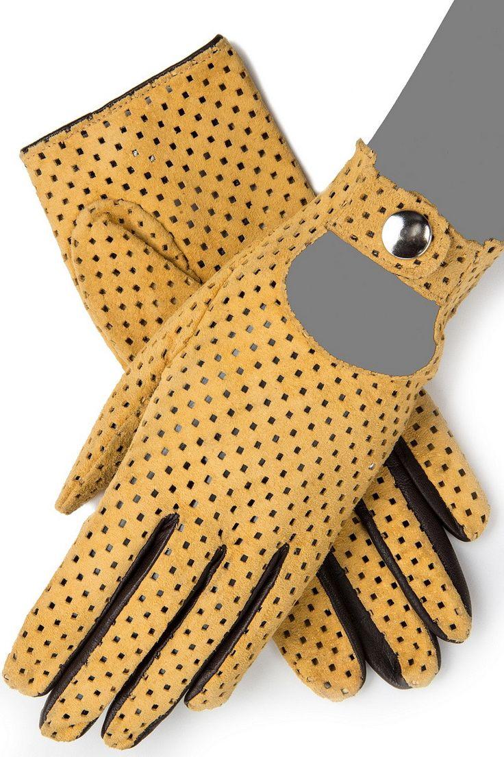 Gaspar leather driving gloves - 1454 Driving Gloves