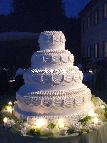 Torta Nuziale Italian Wedding Cakes