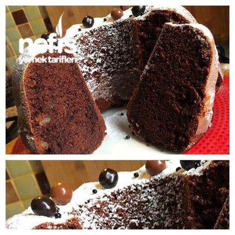 Yumuşacık Pamuk Kek (Kabarma Garantili)