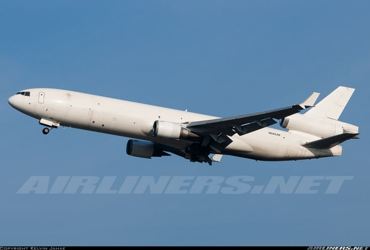 McDonnell Douglas MD-11(F), Western Global Airlines, N545JN, cn 48545/587. Liege, Belgium, 10.3.2016.