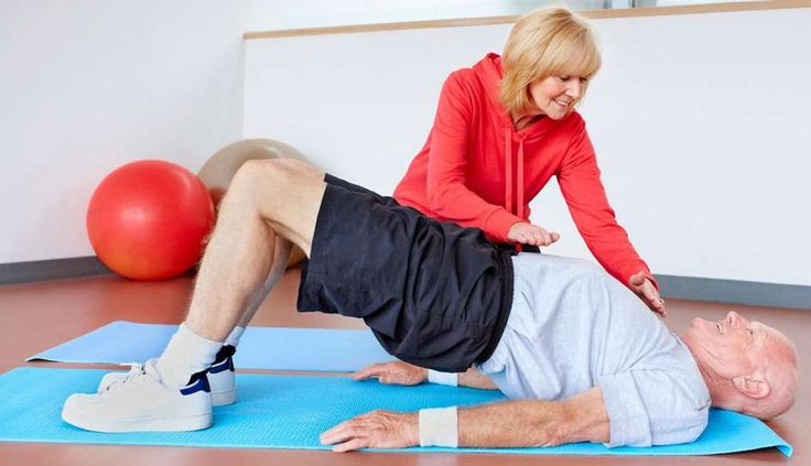 10 Great Jobs For Workers Over 50   Fitness Trainer