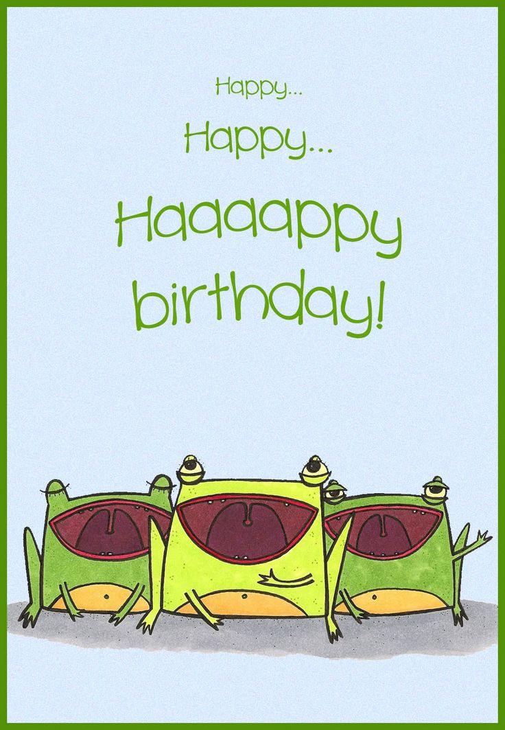 17 Best images about Birthday Cards – Free Printable Birthday Cards Funny