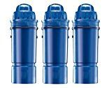 #9: PUR CRF-950Z 2-Stage Water Pitcher Replacement Filter 3-Pack
