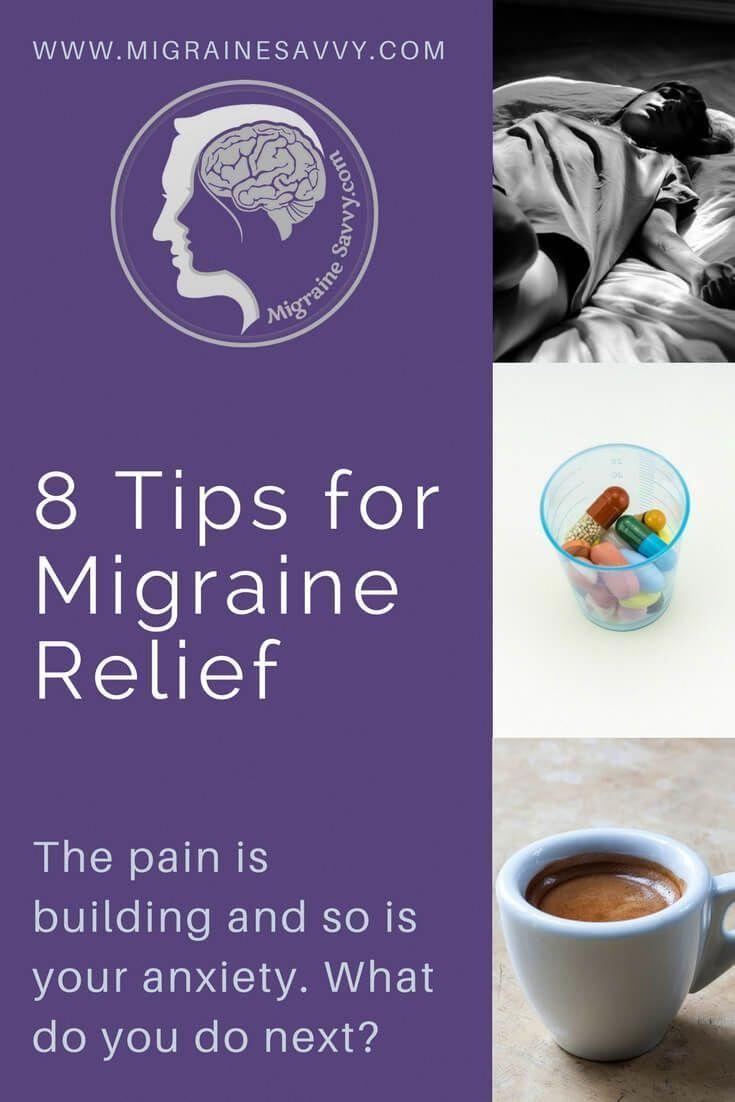 finding effective migraine relief fast   migraines & headaches