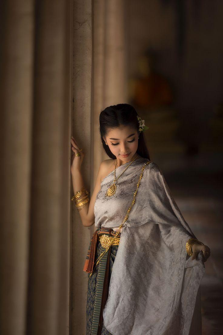 Traditional thai dress