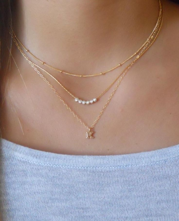 Best 25+ Necklace set ideas on Pinterest | Layered necklace ...