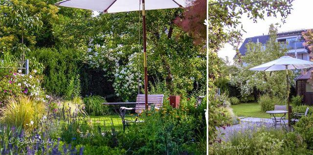 Schone Blumenbeete Das Ganze Jahr Uber Info Und Bilder Dazu Im Blog Geniesser Garten Garten Und Blumenbeete Im Juni M Cottage Garten Gartengestaltung Garten