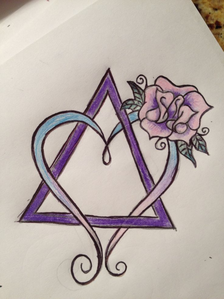 17 best images about tattoos on pinterest tree of life for Adoption symbol tattoos