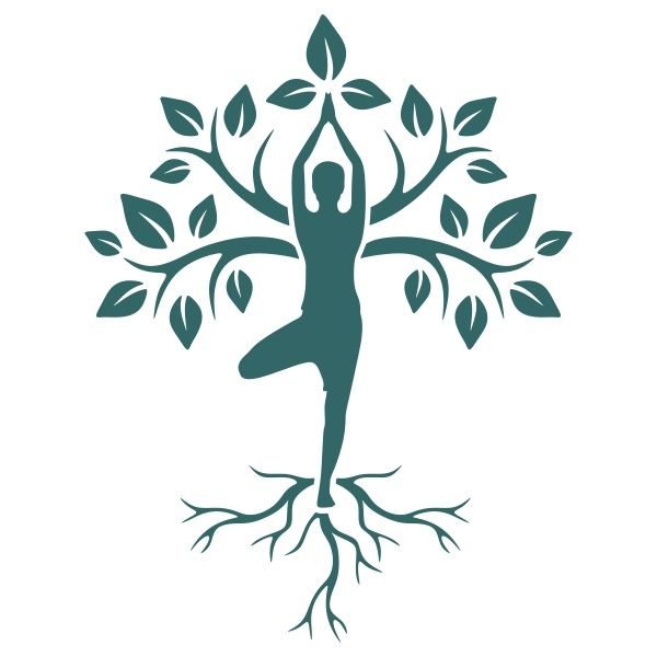 Tree Yoga Pack Svg Cuttable Designs Yoga Images Art Yoga Tree Yoga Drawing