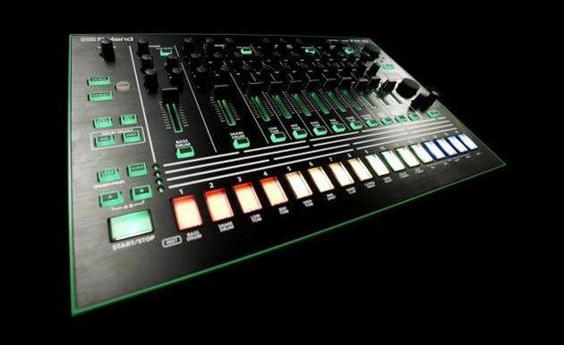 Successor to the iconic Roland TR-808 drum machine