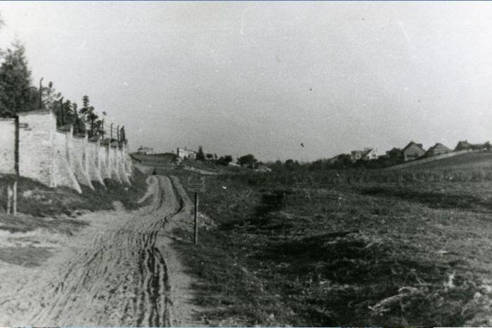 1935 r. ul. Głęboka/H. Rabbego źródło: rodzina płk. E.Czaplińskiego