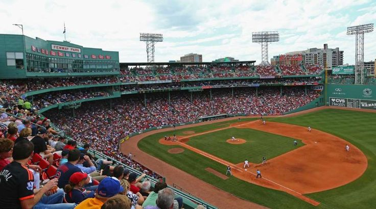 Red Sox to host marathon inside Fenway Park, 112 laps on warning track loop  -  May 31, 2017