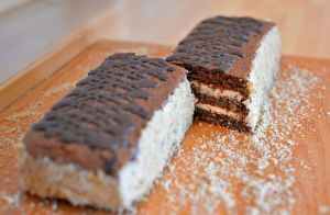 Čokoládové bramborové řezy-Foto:Martin Čuřík