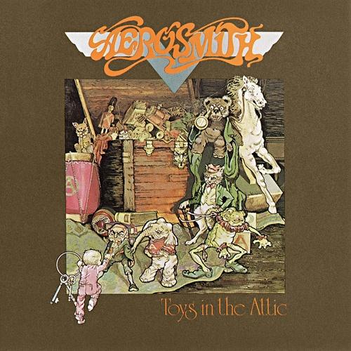 Consider, that Aerosmith toys in the attic album