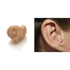 In-the-canal (ITC) hearing aids. Model ranges include Chronos, Velocity, Veras and Pep and have the capacity to accommodate many levels of hearing loss.