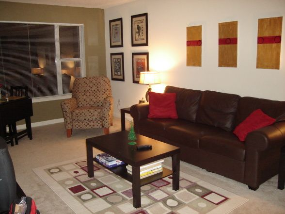 college apartment living room college life pinterest