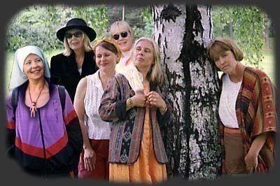 Tutustu kansalliseeppoksen- Kalevalan - naisiin