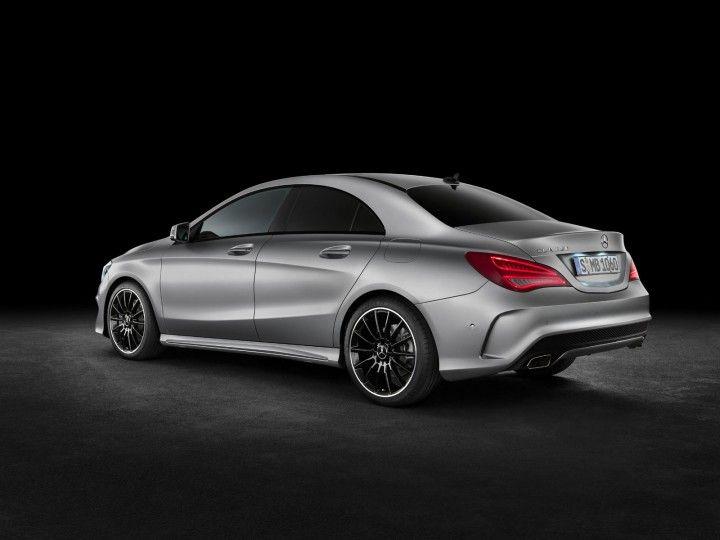Mercedes-Benz CLA-Class: the design