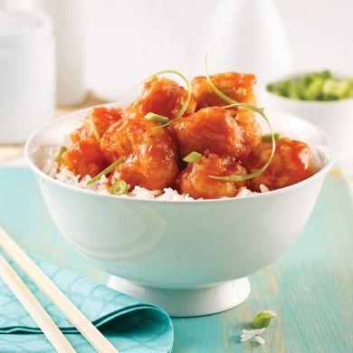 Tofu et chou-fleur Général Tao - Recettes - Cuisine et nutrition - Pratico Pratique