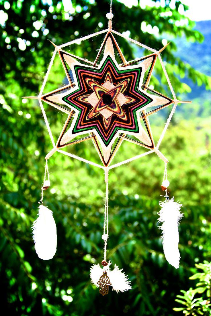 Protección... figuras geométricas para crear armonía en el hogar.