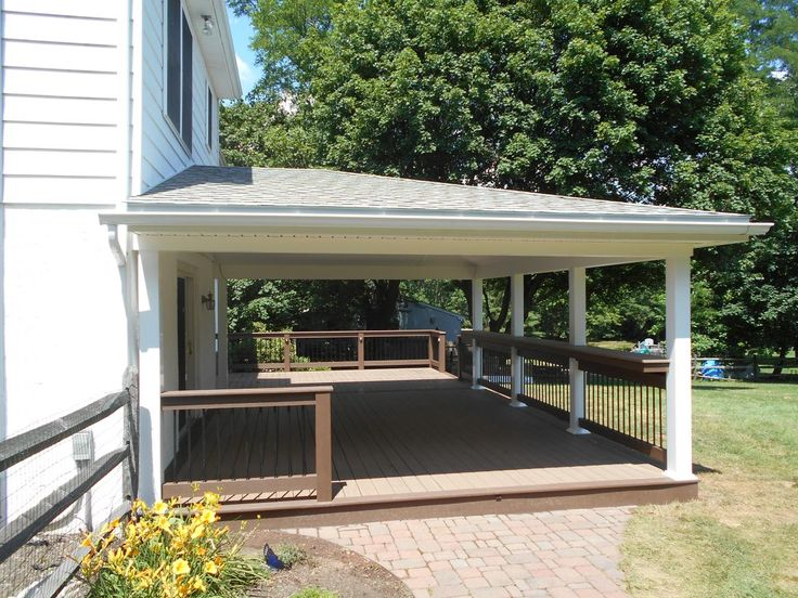 Best 25 deck cost ideas on pinterest cost of decking for Cost to build a covered deck