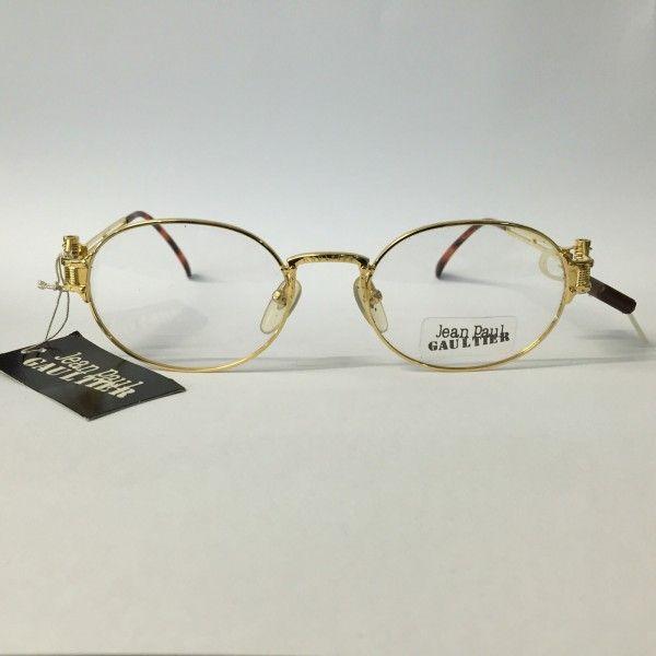 Jean Paul Gualtier. #Glasses frame #Vintage#gualtier