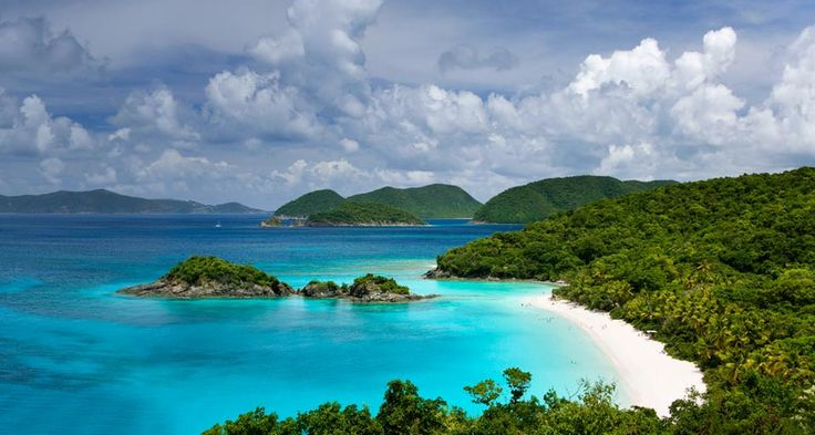 Virgin Islands how I would love to see thee