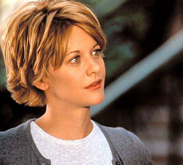 25 Best Meg Ryan Short Hair Images On Pinterest