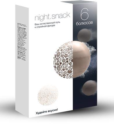 Night Snack приятная ночная диета Уникальная ночная закуска для похудения. Больше не нужно ложиться спать голодным!