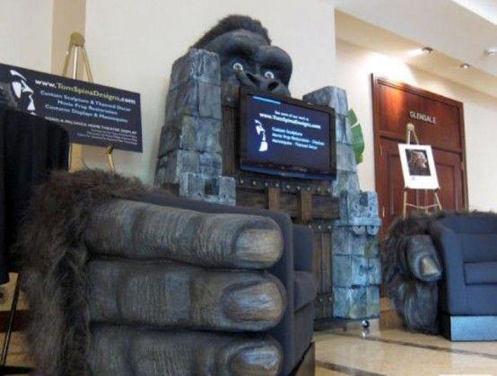 #PatschenKino http://www.iglo.at/patschenkino King Kong