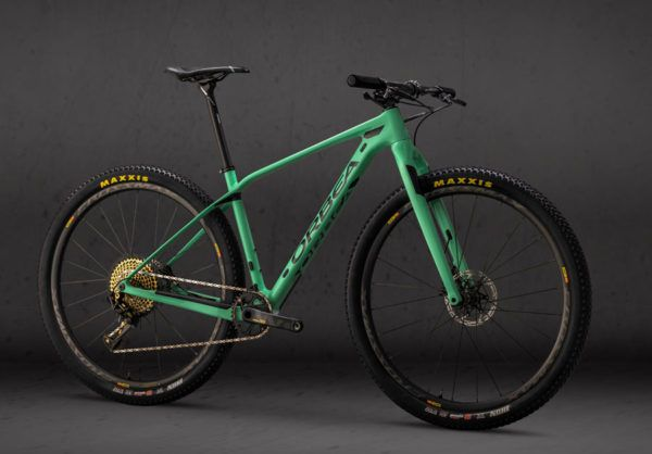 2017 Orbea Alma xc race hardtail mountain bike