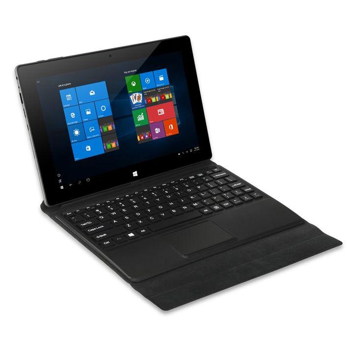 WalknBook 10'' Tablet PC w/ keyboard