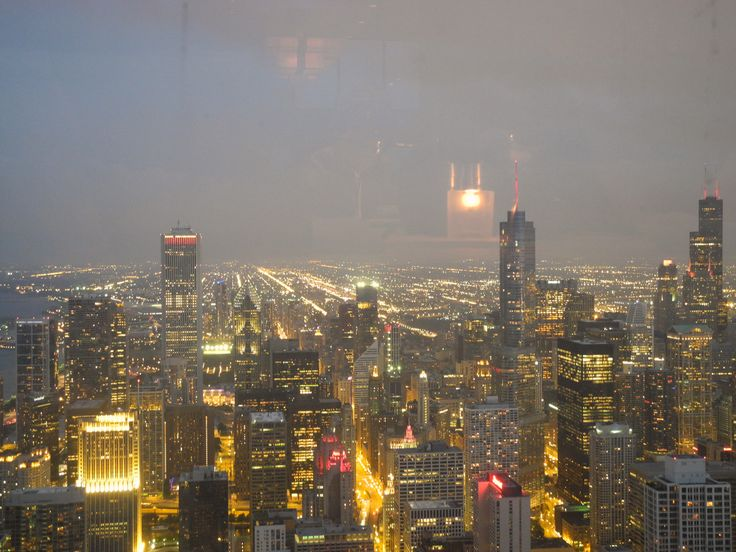 The Signature Room at the 95th floor @ Chicago