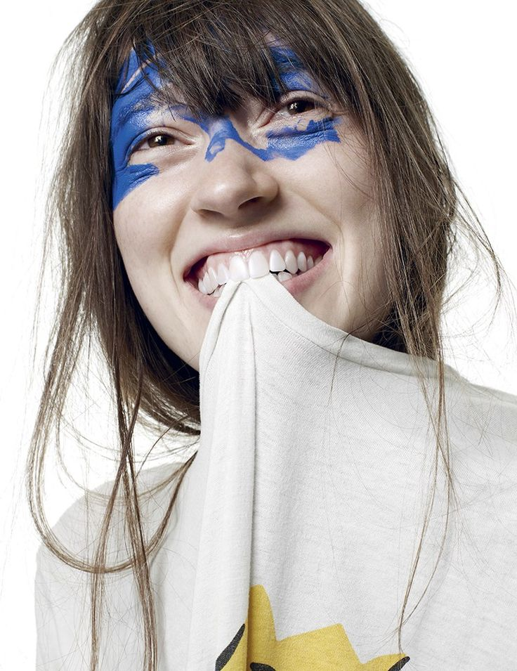 visual optimism; fashion editorials, shows, campaigns & more!: creativity is messy: alisa ahmann and helena severin by amy troost for i-d winter 2014