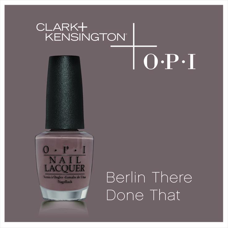Clark And Kensington Paint Colors Opi