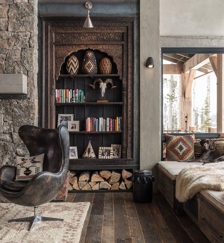 Vikings View | Cashmere Interior