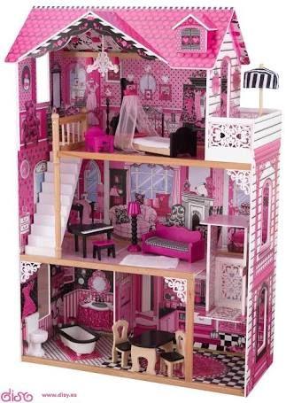 Oltre 20 migliori idee su case di bambole su pinterest for Piani di casa in stile cottage