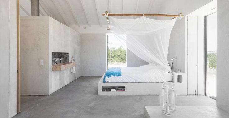 Un'ex stalla nella campagna portoghese si trasforma in residenza privata - Living Corriere