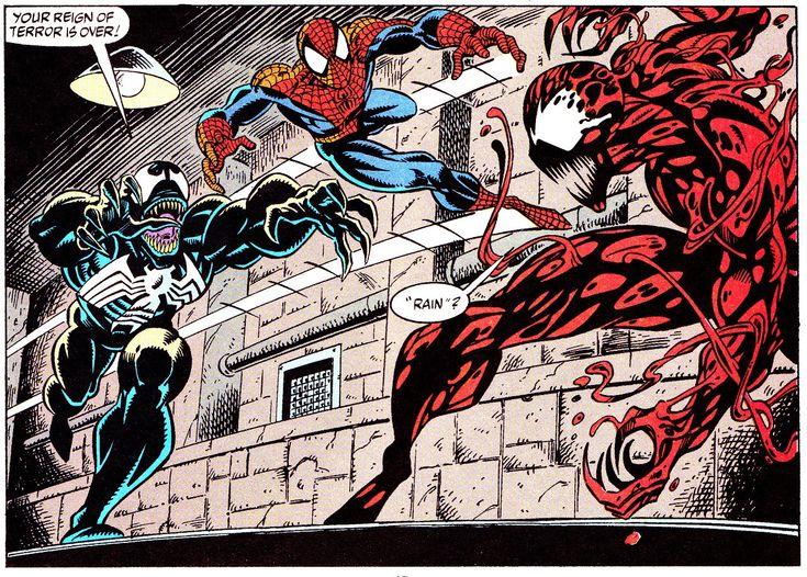 #Venom #Carnage #SpiderMan