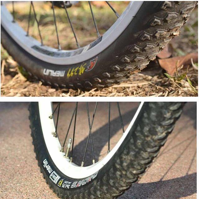 26 * 1.95 pulgadas neumático de la bicicleta bicicletas de carretera de montaña bicicletas bicicletas de MTB bicicleta plegada a alta velocidad 120TPI neumáticos tubo exterior
