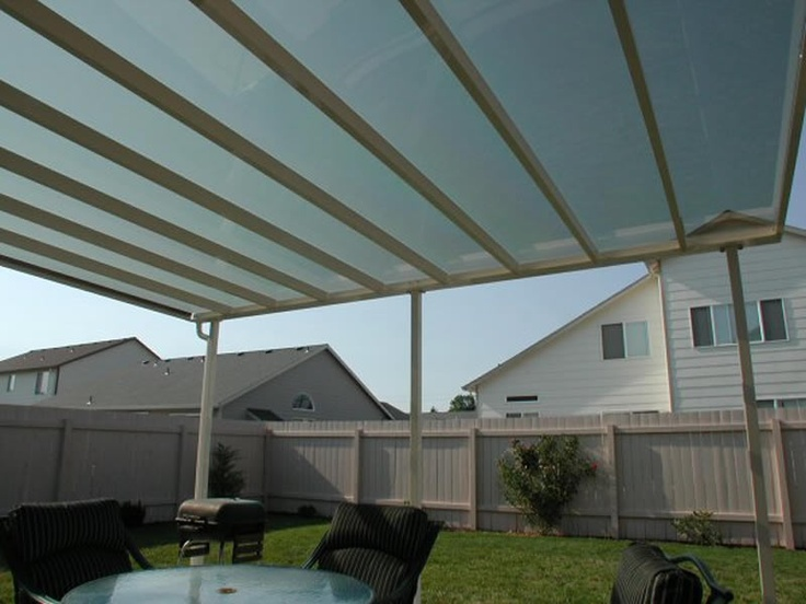 Skyvue Clear Roof Patio Covers Outdoor Retreat