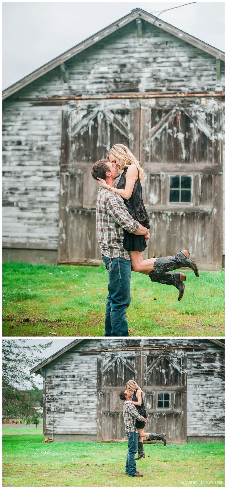 Tillamook Engagement Session, Barn Engagement Photos, Oregon Coast Photographer, Engagement Pictures in Tillamook oregon, Rustic engagement photos