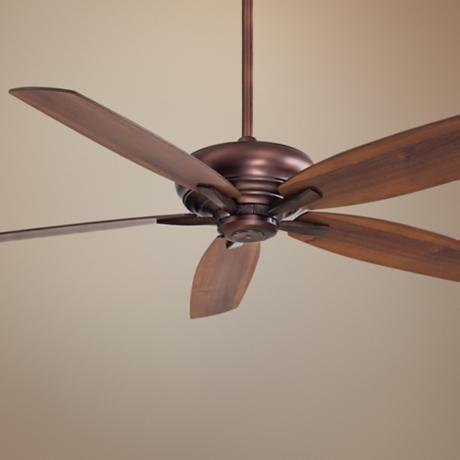 60 minka aire kola dark brushed bronze ceiling fan products ceilings and ceiling fans - Big ceiling fans for sale ...