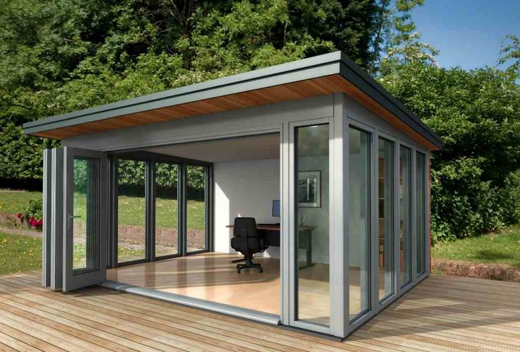 Good Small Shed Offices | Glass Garden Office | Cabin. | Pinterest | Garden  Office, Glass Garden And Glass
