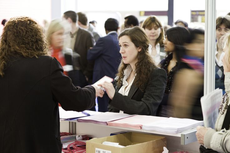 I really enjoy the busyness of registrations, providing customer service, sharing information and solving dilemmas