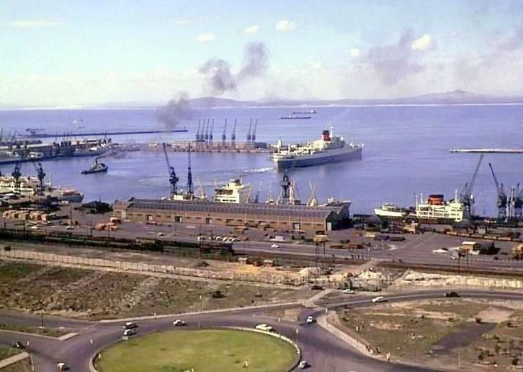 Cape Town Foreshore [1964]