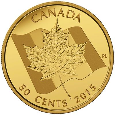 Royal Canadian Mint Celebrates 50th Anniversary of the Canadian Flag with Gold/Silver Coins - Coin Community Forum