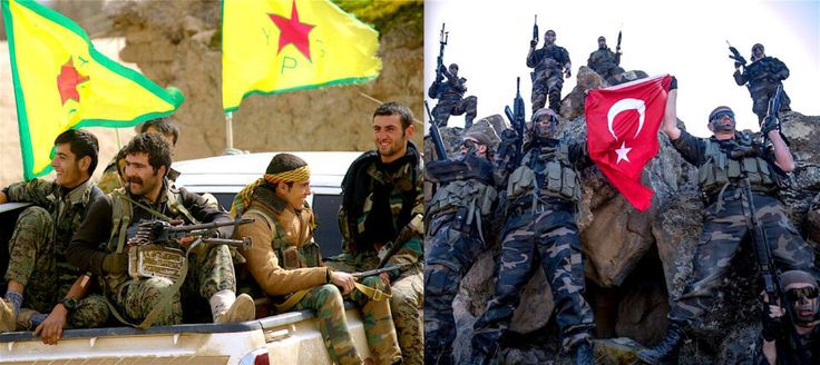 """#Media #Oligarchs #Banks vs #union #occupy #BLM #SDF #Humanity  US-led coalition disagrees with Turkey over YPG-PKK ties   http://aranews.net/2017/04/us-led-coalition-disagrees-turkey-ypg-pkk-ties/   A US-led coalition spokesperson on Saturday told ARA News that for the United States there is a difference between the Kurdistan Workers Party (PKK) and the People's Protection Units (YPG). The US-led coalition recognizes the PKK as a threat to Turkey.  """"We disagree with the Turkish position…"""